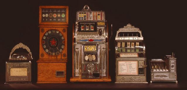 Storia delle slot machine, dal 1895 a oggi