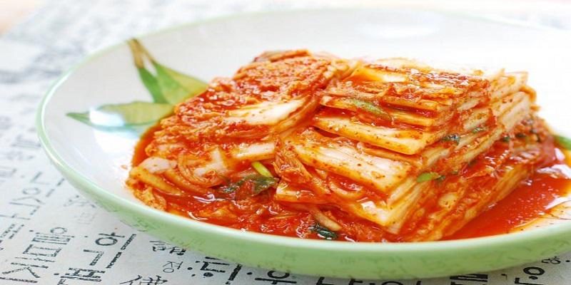 alimentazione: kimchi