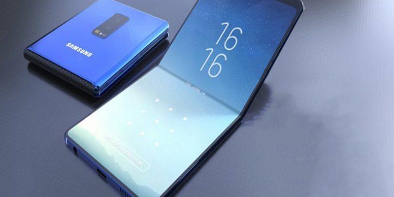 innovazioni 2019: smartphone pieghevole